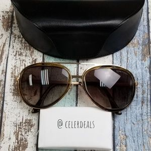 Andy TF468 41K Tom Ford Unisex Sunglasses/VIE813